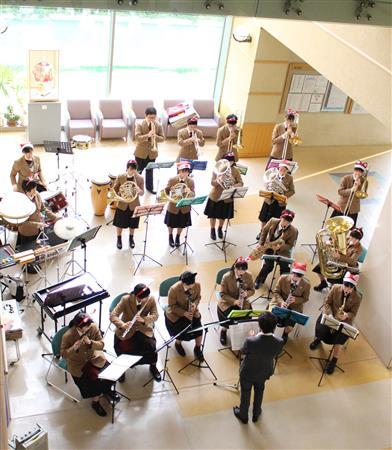 東鷹高校吹奏学部