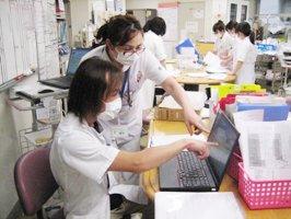病棟薬剤業務