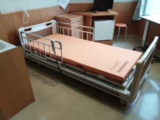 自動ベッドの導入